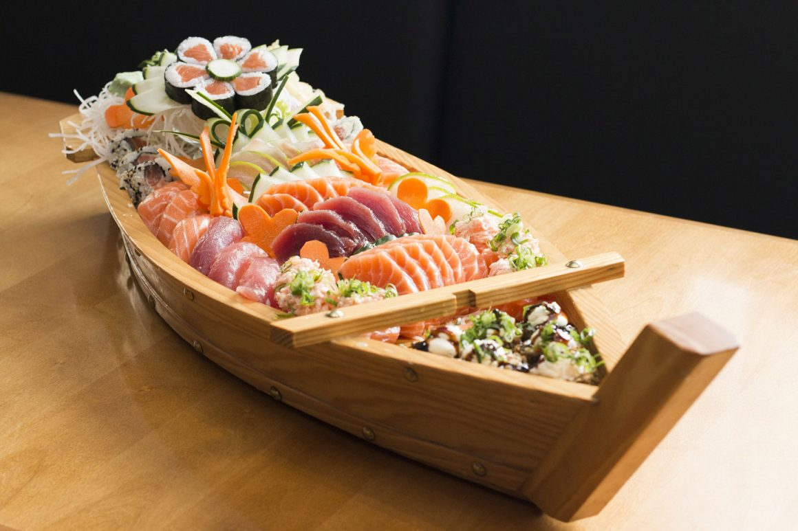 How to Make Your Sushi Look Fresh